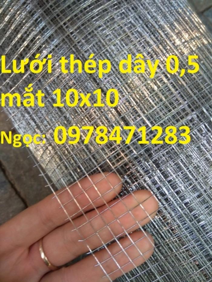 Hàng rào lưới thép hàn chấn sóng D5 A50x100 số lượng lớn6