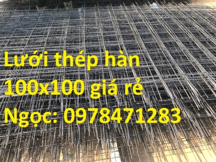 Hàng rào lưới thép hàn chấn sóng D5 A50x100 số lượng lớn2