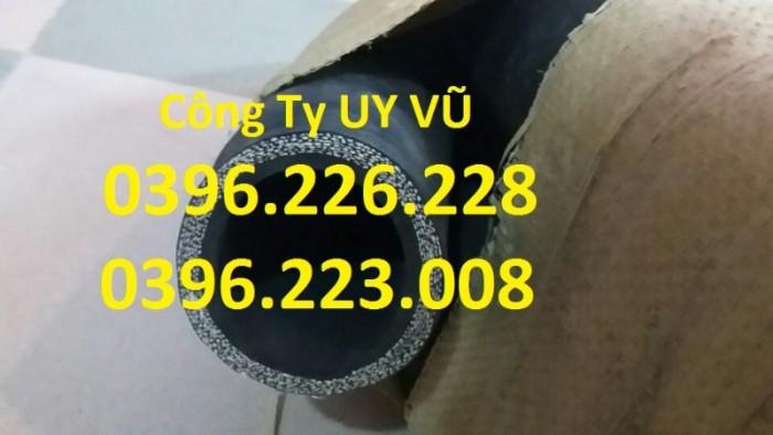 Ống cao su bố vải phi 32  được sản xuất theo quy trình kỹ thuật tiên tiến1