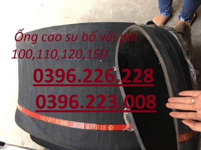 Ống cao su bố vải phi 32  được sản xuất theo quy trình kỹ thuật tiên tiến5