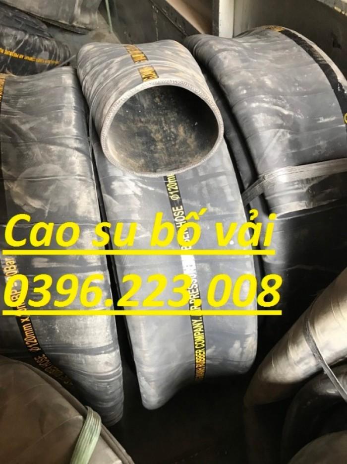 Ống cao su bố vải phi 32  được sản xuất theo quy trình kỹ thuật tiên tiến6