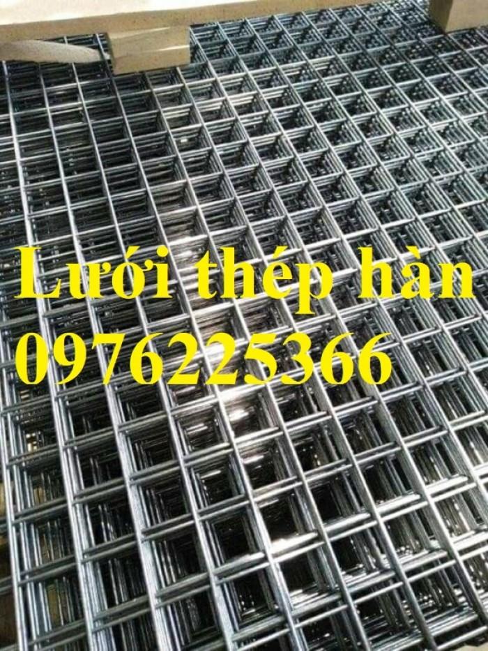 Lưới thép hàn D4 a200*200, cuộn 2x25m có sẵn5