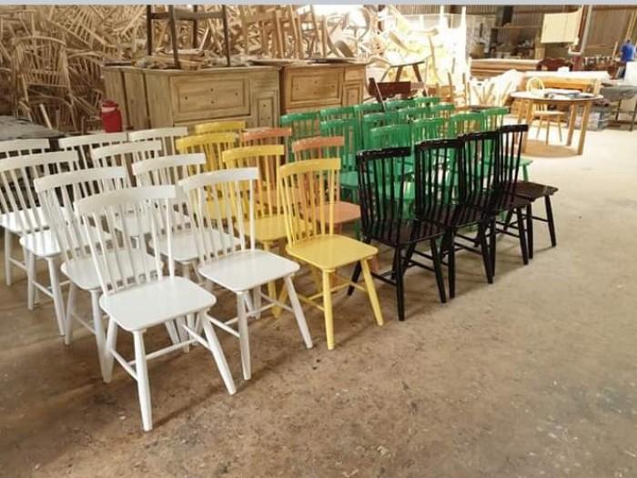 Xưởng ghế gỗ giá cực rẻ..1