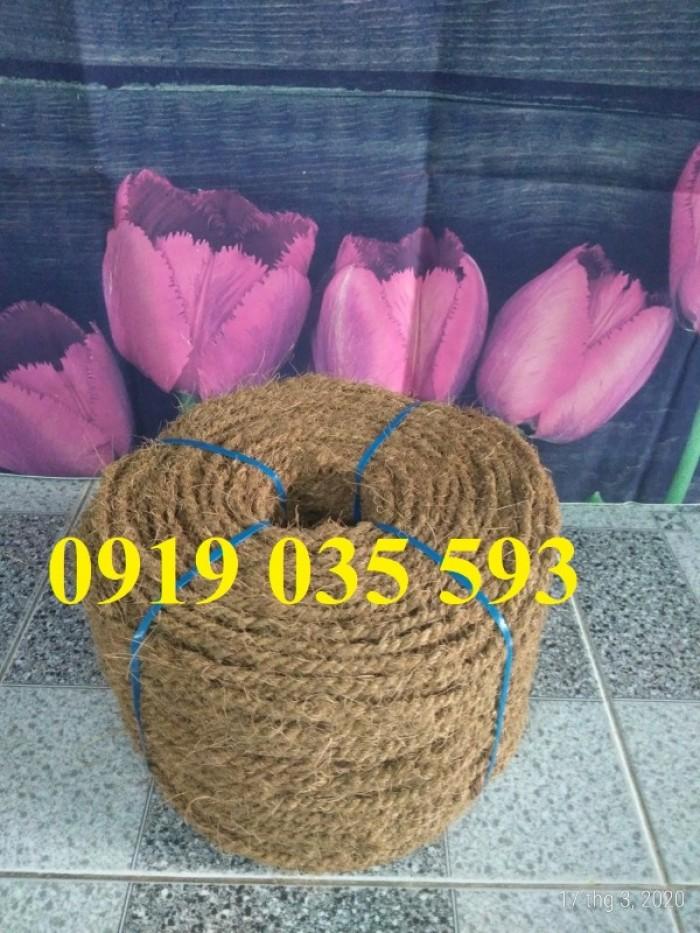 Dây thừng sơ dừa,dây sơ dừa trang trí,dây dừa trang trí handmade1