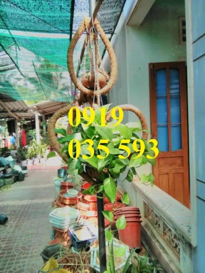 Dây thừng sơ dừa,dây sơ dừa trang trí,dây dừa trang trí handmade8