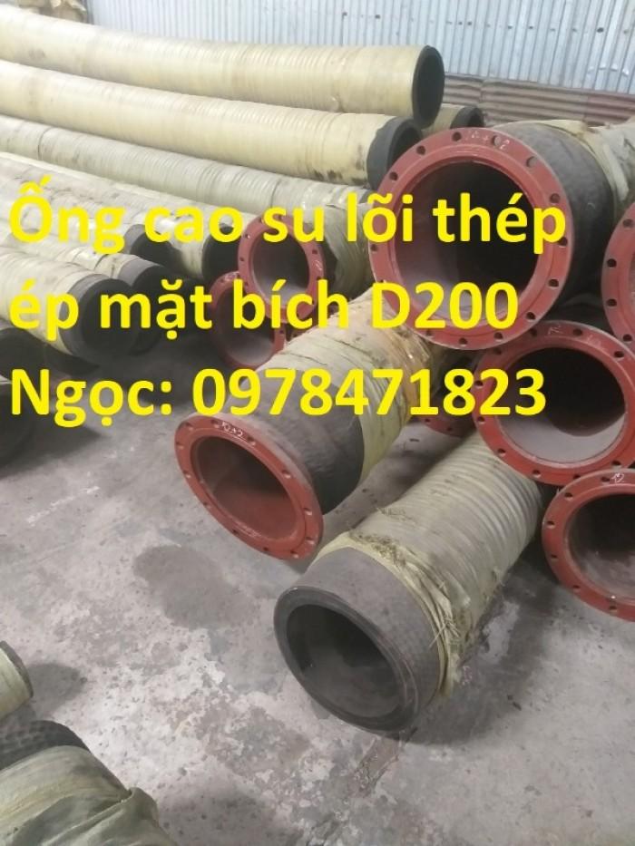 Nơi bán ống cao su lõi thép hút nước, hút cát, hút bùn giá rẻ11