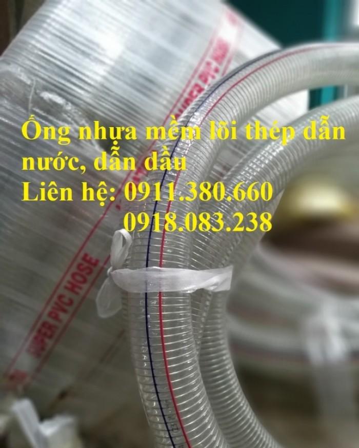 Chuyên ống nhựa mềm lõi thép dẫn dầu, dẫn hóa chất, chịu áp lực cao1