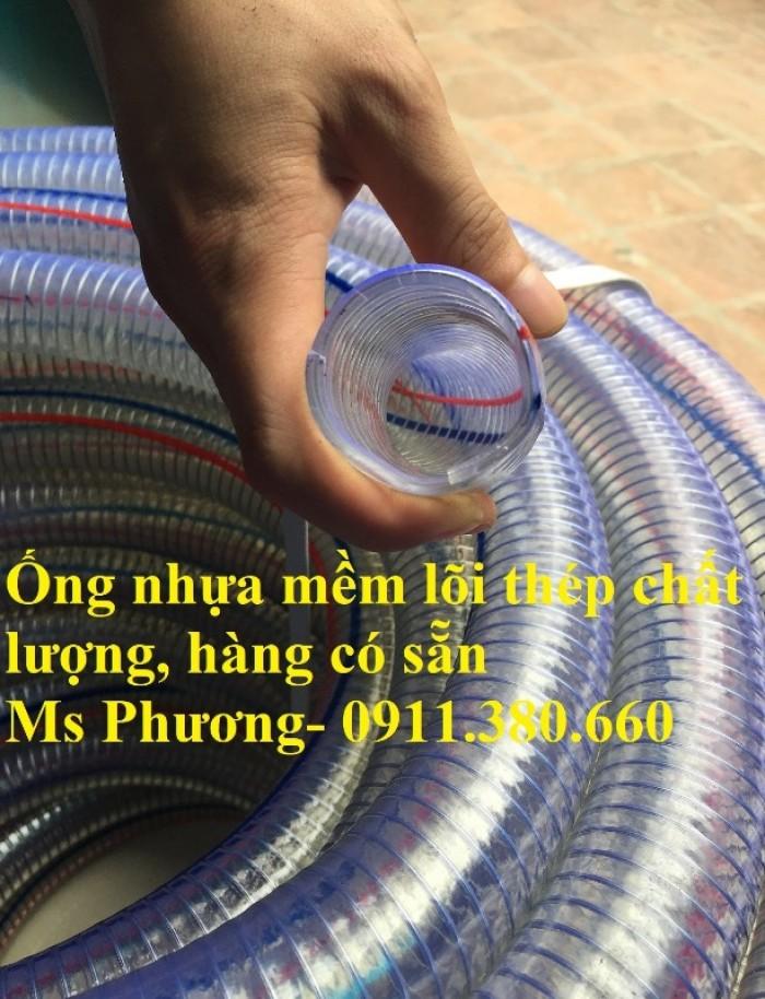 Chuyên ống nhựa mềm lõi thép dẫn dầu, dẫn hóa chất, chịu áp lực cao2
