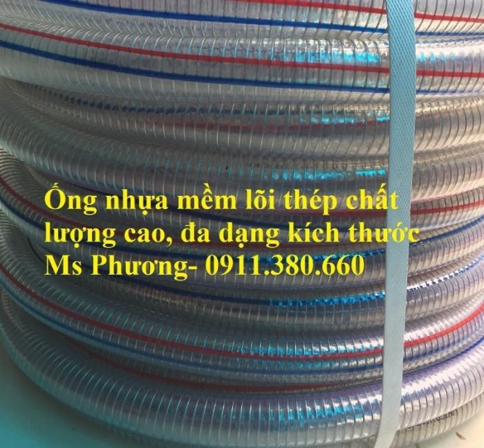 Chuyên ống nhựa mềm lõi thép dẫn dầu, dẫn hóa chất, chịu áp lực cao0