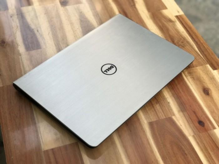 Laptop Dell Inspiron 5547/ i5 4210U/ 8G/ SSD128-500G/ Vga HD4400/ Win10/ Giá0