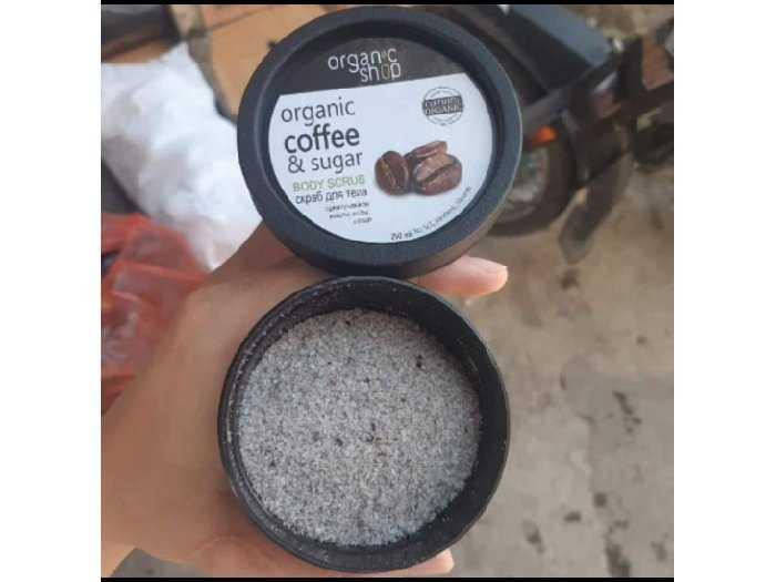 Muối tẩy da chết cafe0
