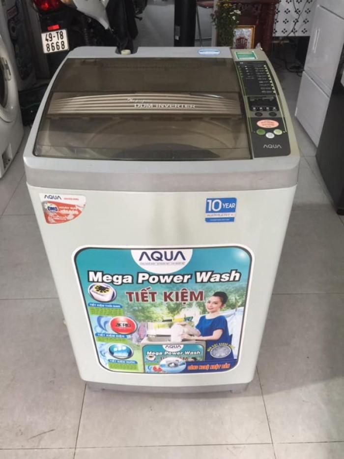 Máy Giặt Aqua 9kg Hàng Tiết Kiệm Điện0