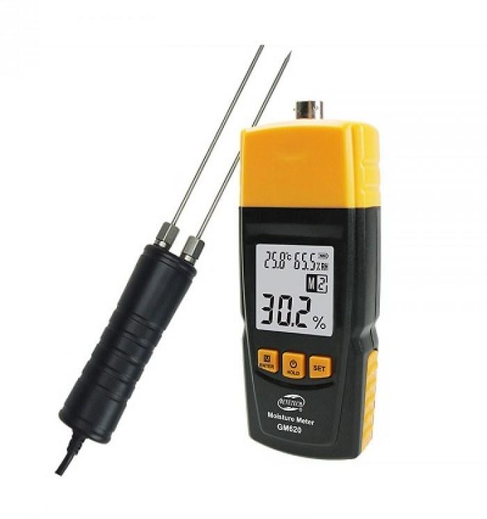 Máy đo độ ẩm gỗ Benetech GM6201