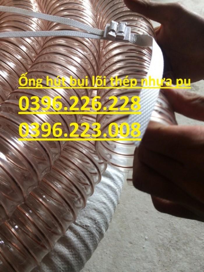 Giá rẻ toàn quốc ống PU lõi thép mạ đồng đường kính trong D125 hàng có sẵn3
