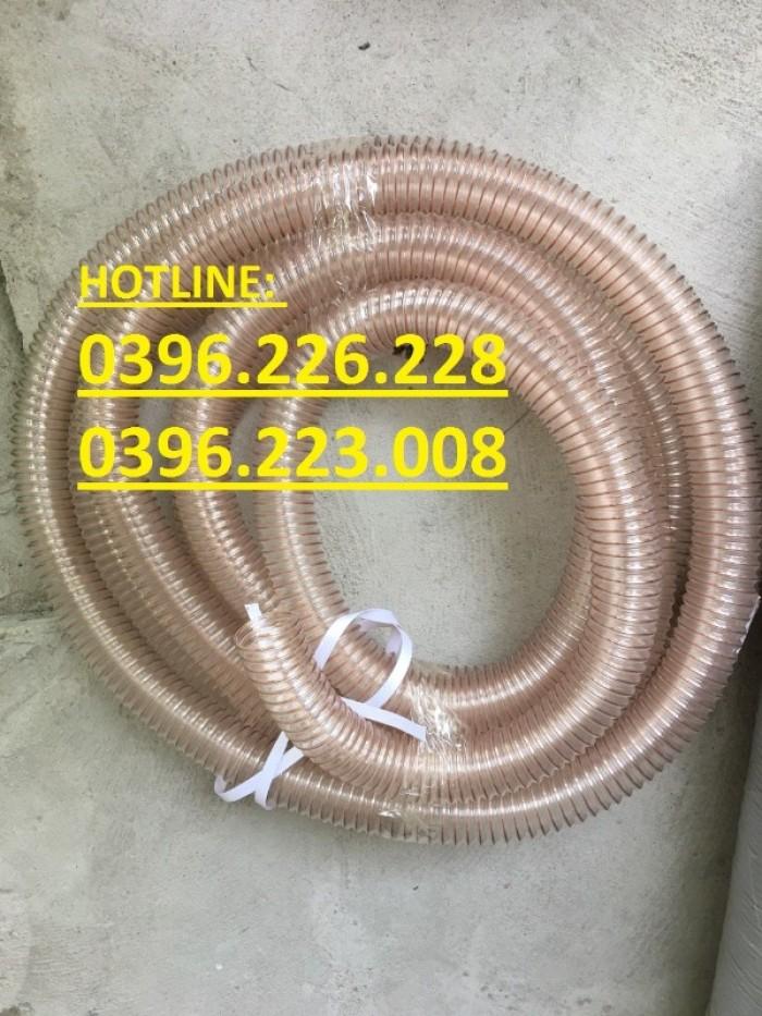 Giá rẻ toàn quốc ống PU lõi thép mạ đồng đường kính trong D125 hàng có sẵn4
