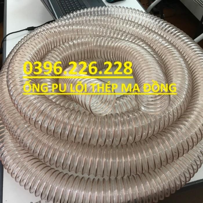 Giá rẻ toàn quốc ống PU lõi thép mạ đồng đường kính trong D125 hàng có sẵn6