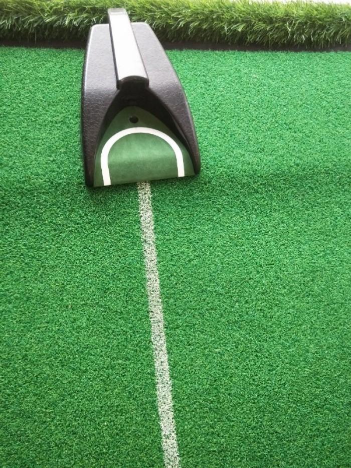 Khay nhả bóng golf tự động, phụ kiện golf1