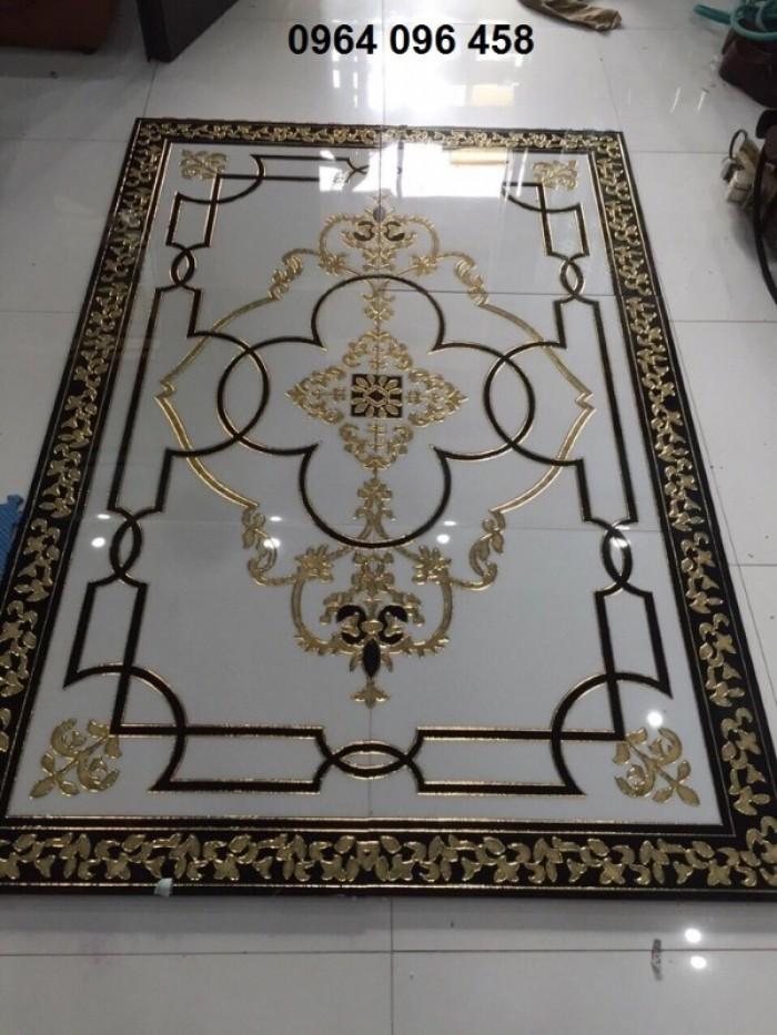 Gạch tranh thảm 3d3
