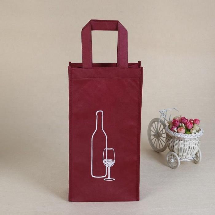 May túi vải đựng rượu in logo theo yêu cầu số lượng lớn3