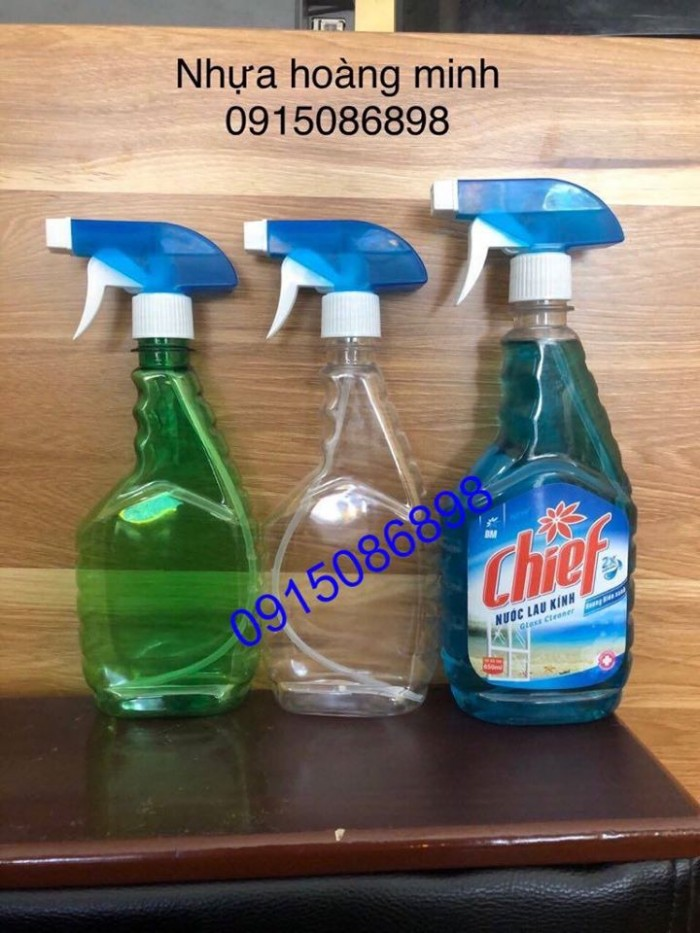 Nhận gia  công nhựa chất lượng cao: Chai, lọ, hũ, nắp, nút...2