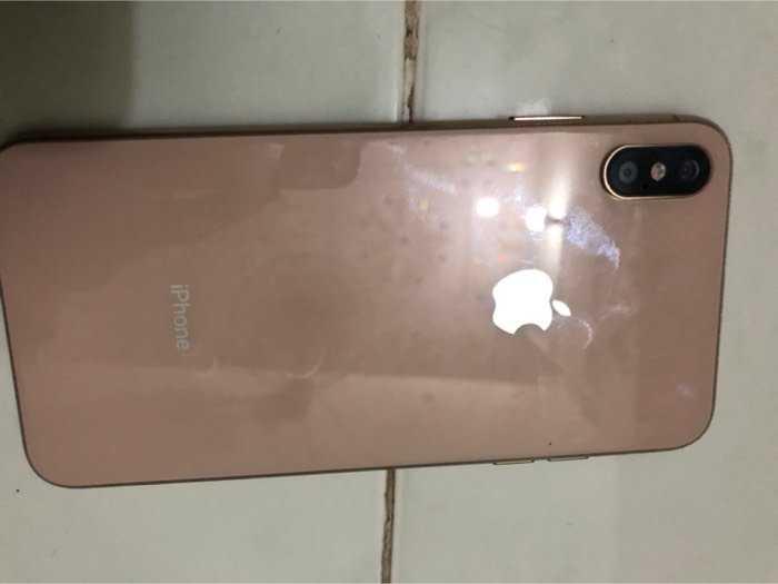 IPhone xs mã hàng Đài Loan0