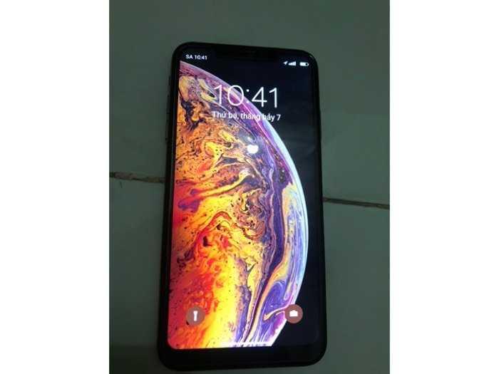 IPhone xs mã hàng Đài Loan1