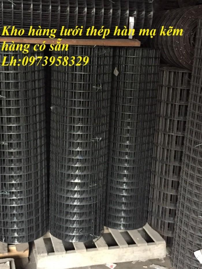 Lưới hàn mạ kẽm điện phân Phi 2 , Phi 2,5 , Phi 2.8,Phi 3 , Phi 4 giá ưu đãi29