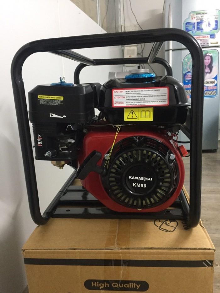 Bán máy bơm nước động cơ GX200, công suất 6,6HP2