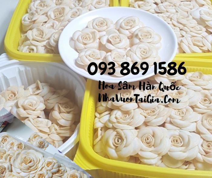 Hoa Sâm Hàn Quốc  mua tại TPHCM gọi 093 869 158611