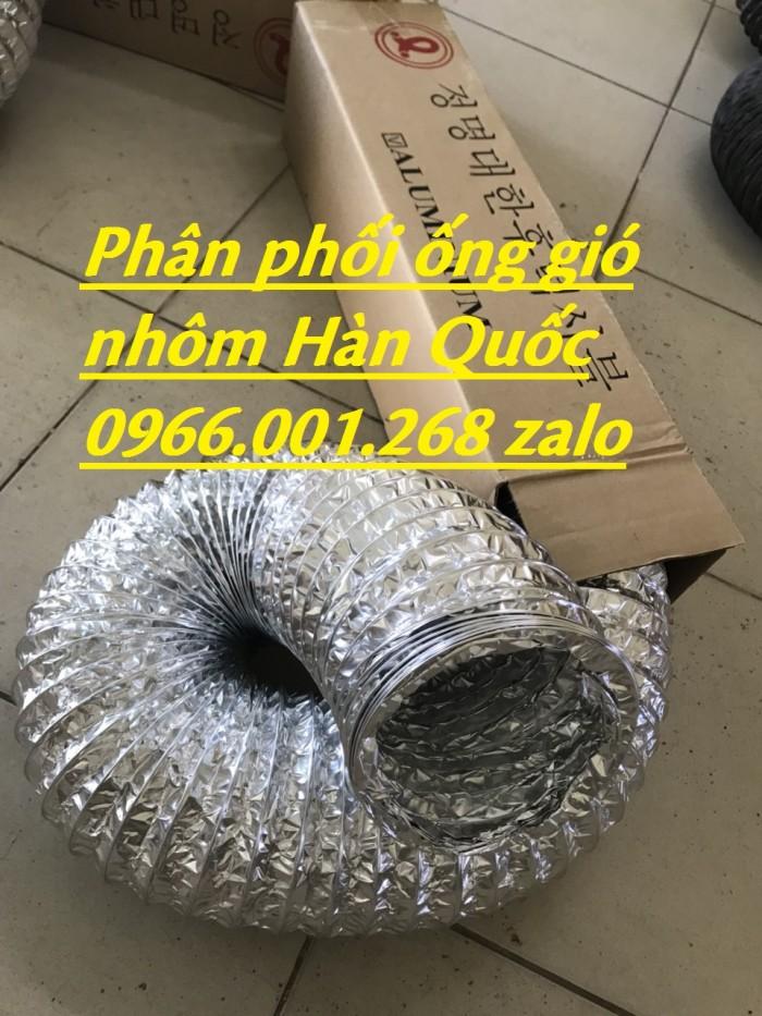 Ống gió nhôm hay còn gọi ống gió mềm nhôm phi 100,phi 200,phi 300,giá rẻ3