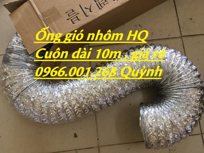Ống gió nhôm hay còn gọi ống gió mềm nhôm phi 100,phi 200,phi 300,giá rẻ2
