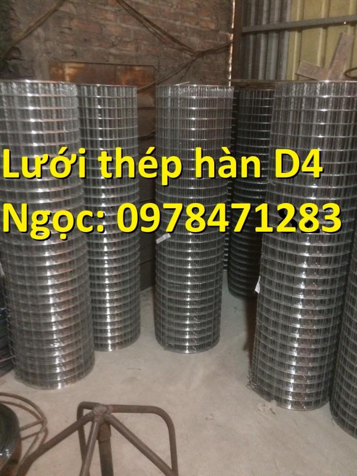 Chuyên sản xuất và cung cấp lưới thép hàn cho mọi công trình.2