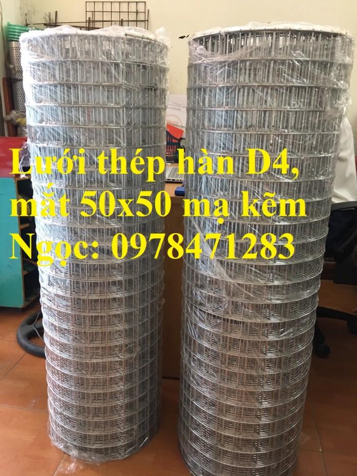 Chuyên sản xuất và cung cấp lưới thép hàn cho mọi công trình.5