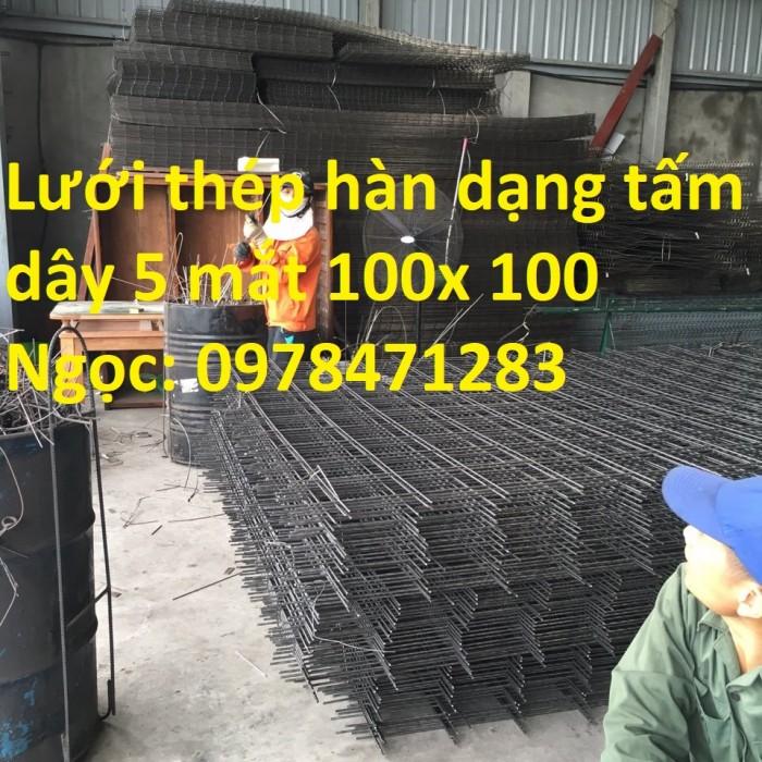 Chuyên sản xuất và cung cấp lưới thép hàn cho mọi công trình.3
