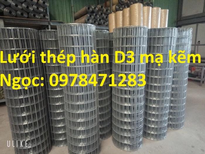 Chuyên sản xuất và cung cấp lưới thép hàn cho mọi công trình.4