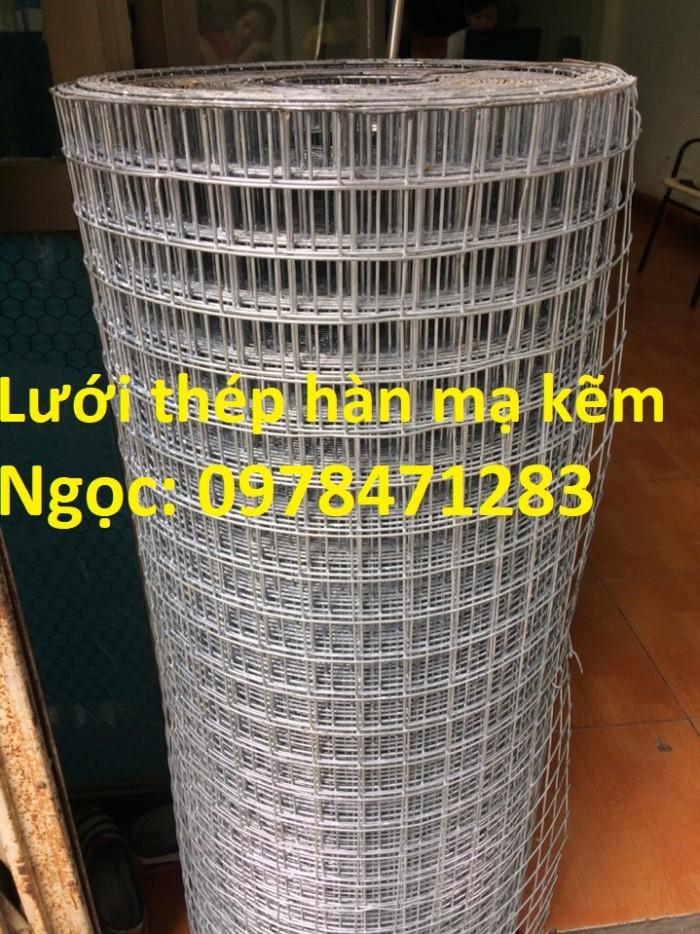Chuyên sản xuất và cung cấp lưới thép hàn cho mọi công trình.12