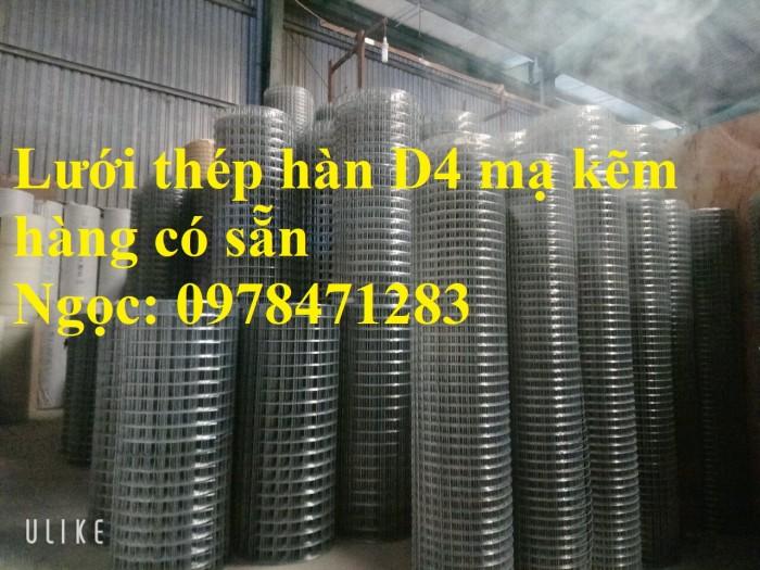 Chuyên sản xuất và cung cấp lưới thép hàn cho mọi công trình.7