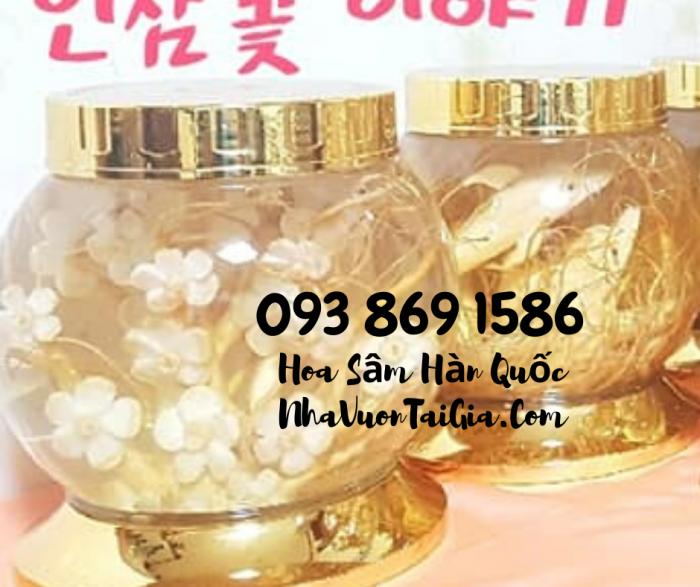 Mua Hoa Sâm Tươi Hàn Quốc làm quà tặng  Gọi 093 869 1586 7