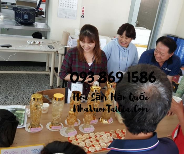 Mua Hoa Sâm Tươi Hàn Quốc làm quà tặng  Gọi 093 869 1586 20