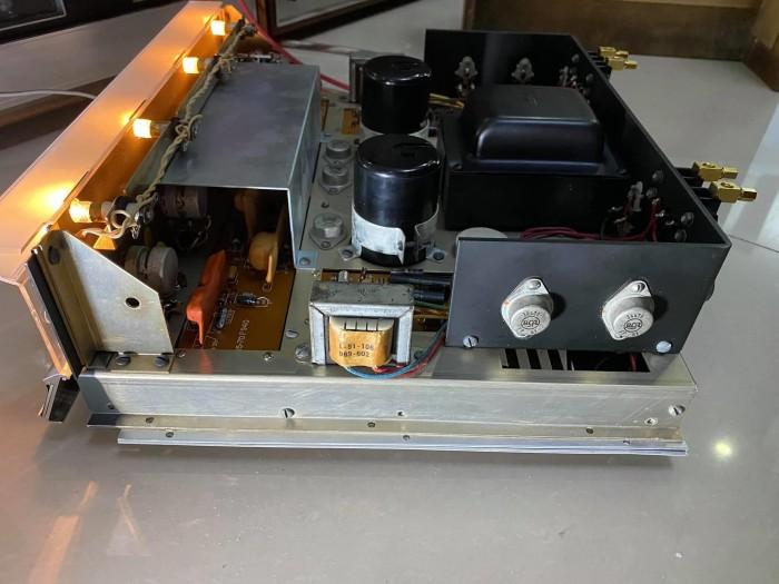 Ampli Heathkit AA-21D USA1