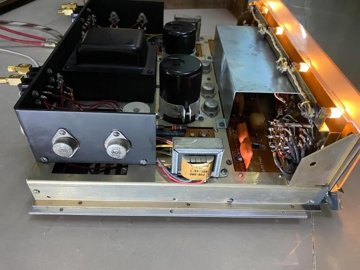 Ampli Heathkit AA-21D USA3