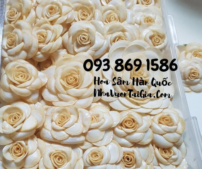 Hoa Sâm Hàn Quốc sỉ TPHCM  - Gọi 093 869 1586 6