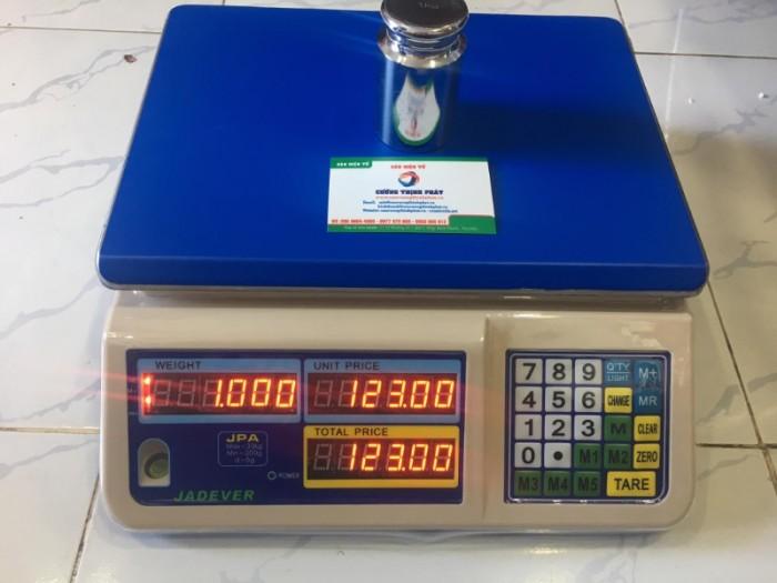 Cân tính tiền JPA - 30kg, led đỏ0