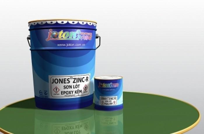 Sơn lót epoxy Joton Jones bộ 4kg giá rẻ0