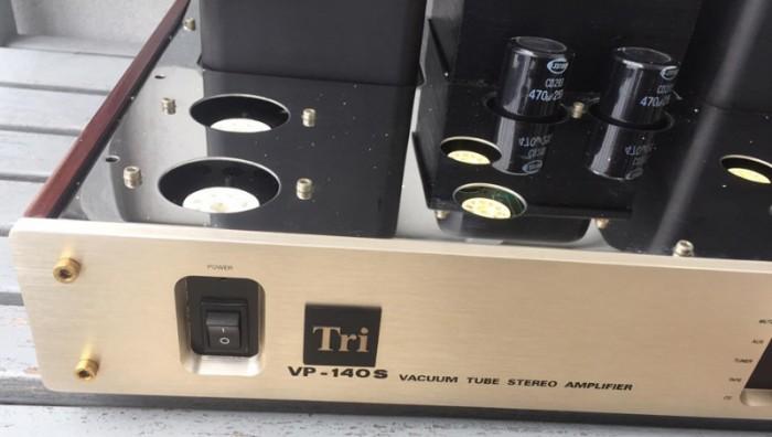 Ampli TRIODE model TRI VP-140s1
