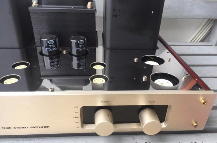 Ampli TRIODE model TRI VP-140s6