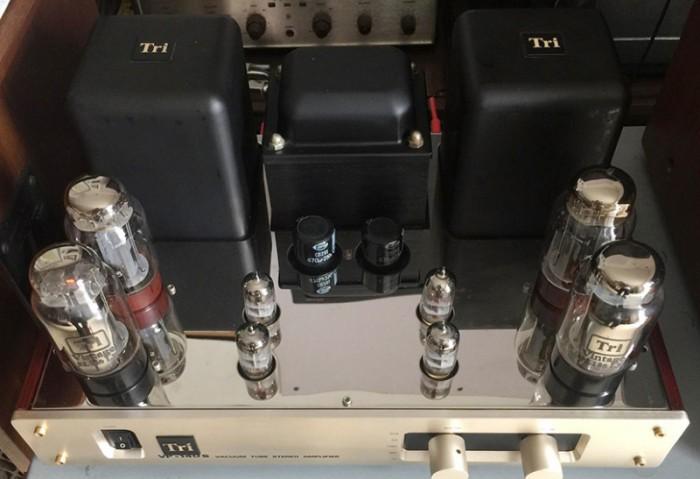 Ampli TRIODE model TRI VP-140s7