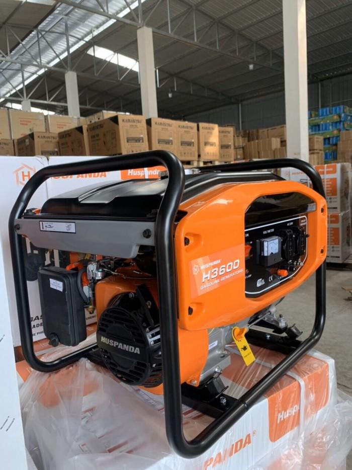 Máy phát điện huspanda H3600 rất phù hợp dùng trong gia dình1