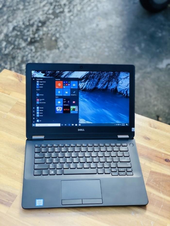 Laptop Dell Latitude E7270/ i5 6300U/ 8G/ 12.5in/ Win10/ Đẹp Zin 100%/ Giá rẻ4