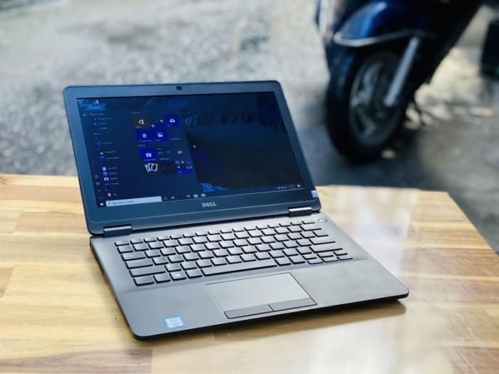 Laptop Dell Latitude E7270/ i5 6300U/ 8G/ 12.5in/ Win10/ Đẹp Zin 100%/ Giá rẻ0